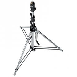 Manfrotto Lichtstative, 087NW Wind up 3,80M / max. 35Kg