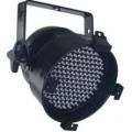 LED PAR-56, Schwarz, RGB DMX