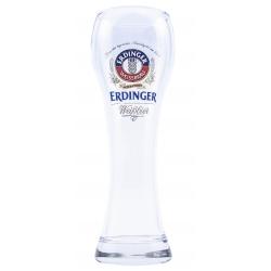 Weizenbierglas - Erdinger Weißbräu  0,3l