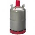 Propan / Butangas Flasche 11 Kg wird pro Kg Verbrauch abgerechnet