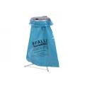 Müllsackhalter inkl. 2 blaue Säcke