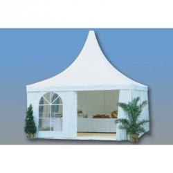Traversenrigg 4 x 3m mit Zeltdach( im 3m Raster verlängerbar) 3m Traufhöhe, ohne Seitenwände