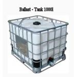 Ballasttank1000l zur Ballastierung von Bühnen