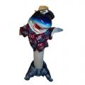 Haifisch Dekofigur