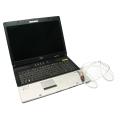 Notebook Fujitsu Siemens mit Steuerdongle & Software