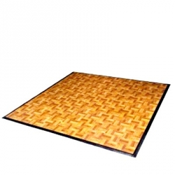 Tanzboden 1 x 1m (PVC) diverse Designs