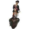 Dekofigur Knochenpirat `Lord Nelson´, ca. 120cm