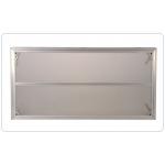 Nivtec System - Podest  Plexiglas 2,0 x 1,0 Meter,  TÜV