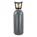 CO2 Flasche,  Abrechnung pro Liter