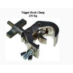 Trigger Hook Clamp, schwarz,  DOUGHTY T58206