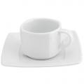 Kaffeetasse mit Unterteller, Serie
