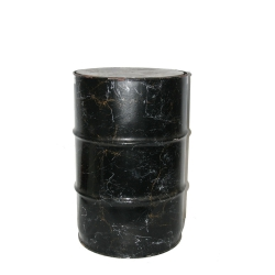 Sitzfass Marmor-Design,