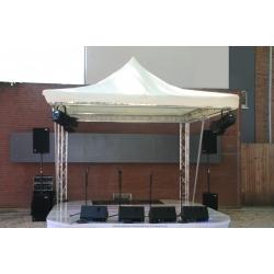 Nivtec- Bühne