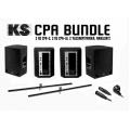 KS CPA BUNDLE, 2 Stck CPA2 - 2 Stck CPAW & kpl. Zubebör