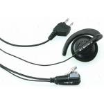 Alan MA 24 Clipmikrofon mit Ohrhörer