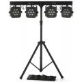 Stairville Stage TRI LED Bundle im Case,  inkl, Steuerung und Stativ