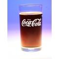 Softdrinkglas Coca - Cola