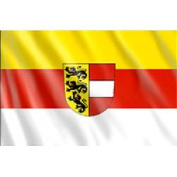 Fahne Kärnten 150 x 90  (Östreich Bundesland)