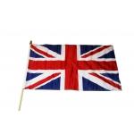 Stockfahne 30 x 40cm England