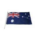 Stockfahne 30 x 40cm Australien