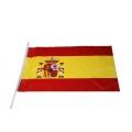 Stockfahne 30 x 40cm Spanien