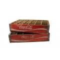 Coca Cola Holzkiste, Original Coke, versch. Modelle