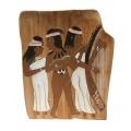 Deko Baustein fragment Ägypten, 50 x 15 x 45 cm, Pappe