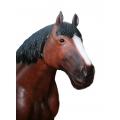 Brauerei-Pferd