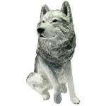 Dekofigur Wolf,