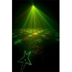 Laser Mikro Gobo, mit FB, Schutzklasse 3b