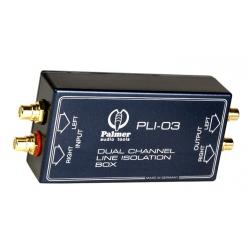 Trennübertrager - PLI 03 Line Isolation Box ( für Pc´s und Notebooks)