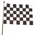 Fahne Motorsport 150 x 90 (Zielflagge)