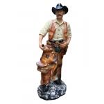 Dekofigur Cowboy