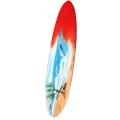 Original Surfbrett (2,40m) mit Airbrushlackierung