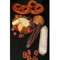 Dekoset Kleindeko Brotzeit Oktoberfest (vielteiiges Set, 4- 40cm)l
