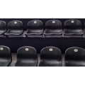 Tribünen- Element 4er Sitzreihe 1 x 2m, 750kg m² belastbar 40, 80, 120cm höhe