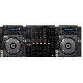 Pioneer CDJ 2000NX2 / DJM 900 NX SET