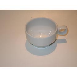 Kaffeetasse, obere Mod. Schönwald- Hotel