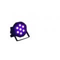 Cameo Flat PAR LED Spot 7 x3 Watt ,Fernbedienung