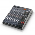 Live- Mischpult 12 Kanal (LD LAX  12 D USB) , mit DSP & USB MP3 Player