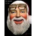 Weihnachtsmann - Maske