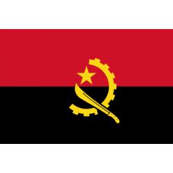 Fahne Angola 150 x 90