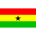 Fahne Ghana 150x 90