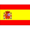Fahne Spanien 150 x 90 cm