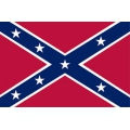 Fahne Südstaaten ( Confederate battle )