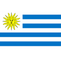 Fahne Uruguay 150x 90 cm