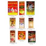 Zirkusplakate,und Poster Set, von 1956 - 2000,  div.Größen 10 Stck