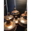 Industrie-Lampe, Hängelampe,