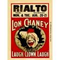 Zirkus-Plakat (original)