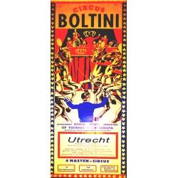 Zirkus-Plakat 1957 (original)